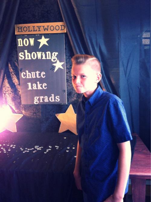 Nolan's Grade 6 Grad