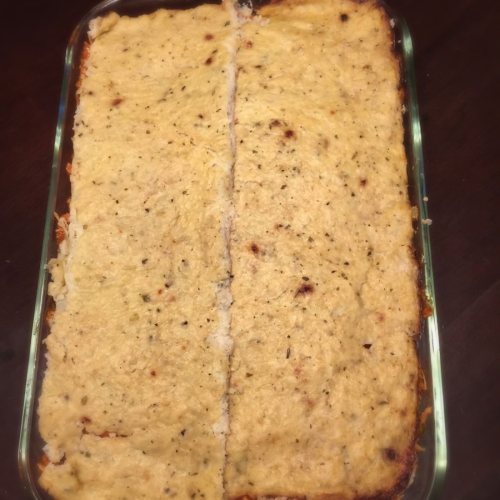 Cauliflower Lasagna